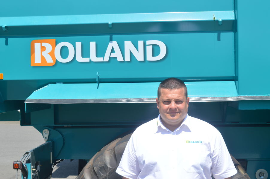 New hires at ROLLAND!