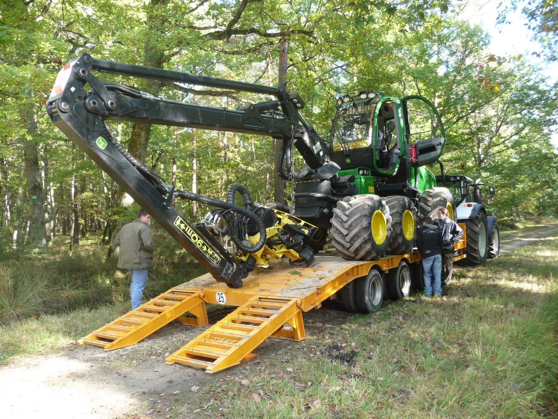 Low loader 60
