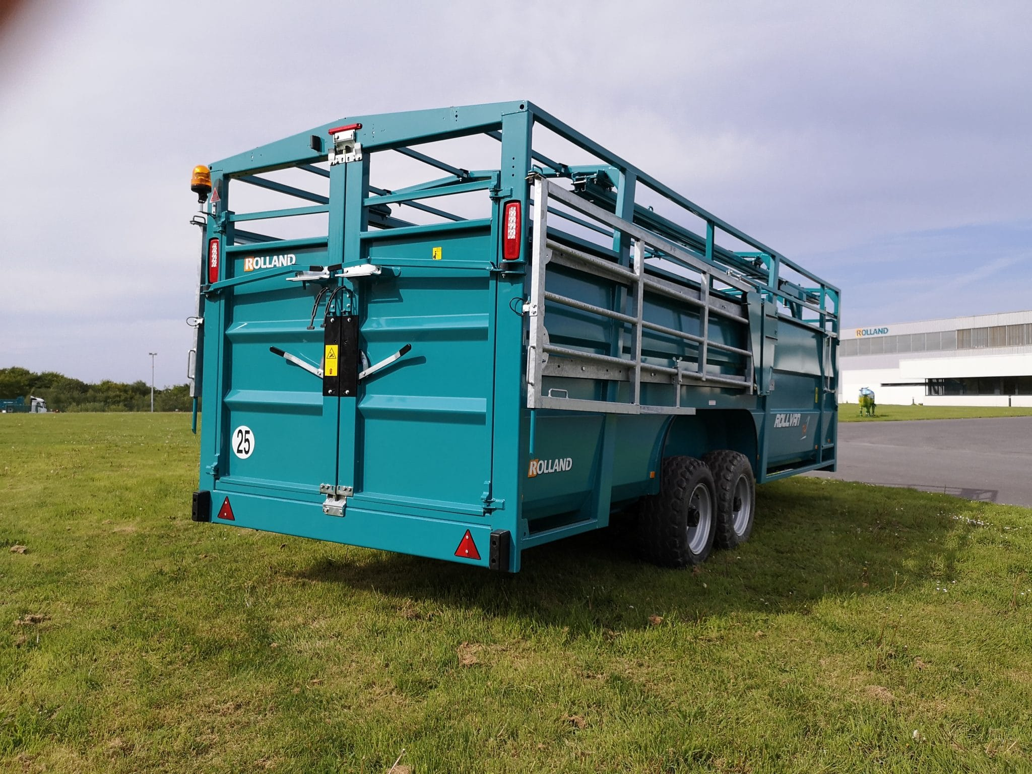 Cattle trailers